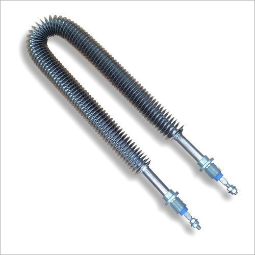 U Type Finned Heating Element