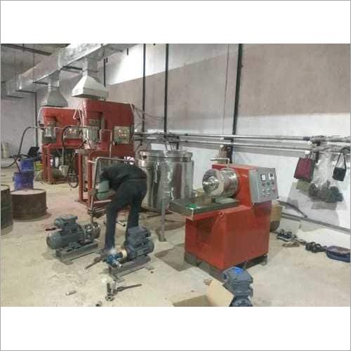 Industrial Dyno Mill Machine