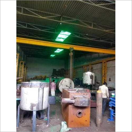 机器工厂参观