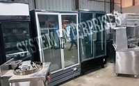 Used Restaurant Equipment & Commercial Fridge