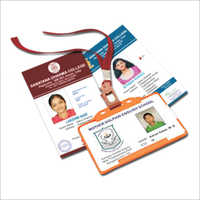 One Sided PVC ID Card