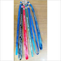 Printed Card Lanyard