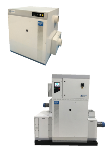 Engineered Desiccant Dehumidifier