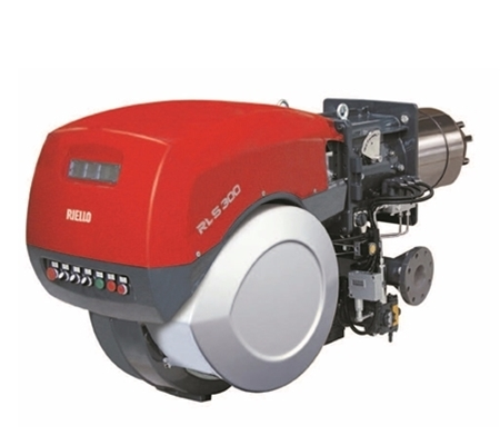 Riello Low Nox Dual Fuel Burner