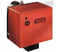 Riello one stage heavy oil bruner