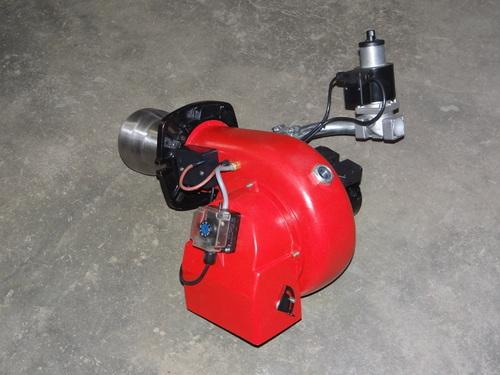 Steam Boiler Gas Burner