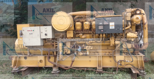 Caterpiller 3512 Diesel Generator Set