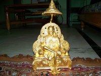 Gold Sai Sinhasan