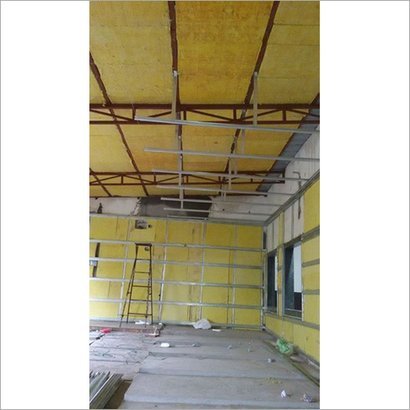 Fabric Industrial Acoustic Wall Panel