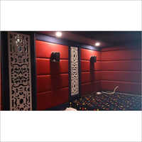 Theater Acoustic Wall Panel