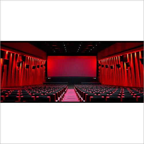 Polished Designer Auditorium Chair
