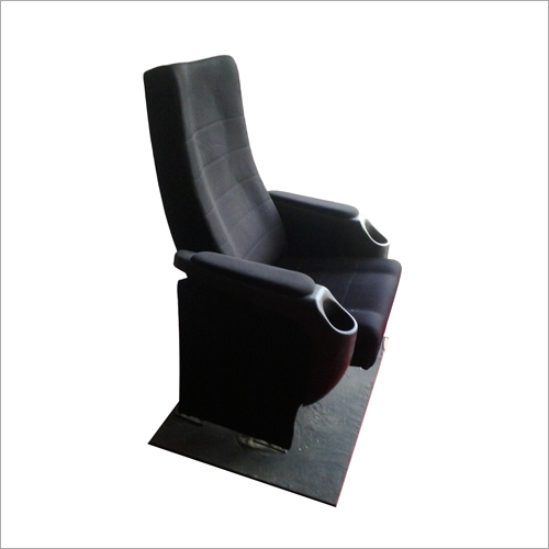 Theater Black Chair