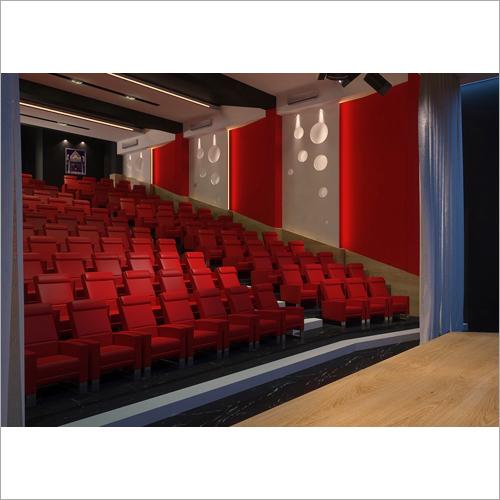 Theater Seat Riser Platform