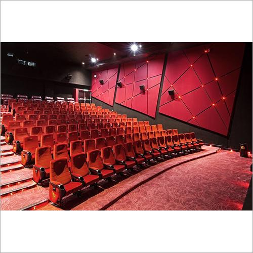 Polished Designer Theater Stage