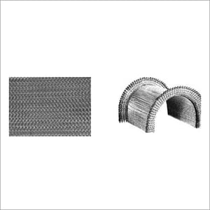 Wire Mesh Conveyor Belt For Tempering Furnace