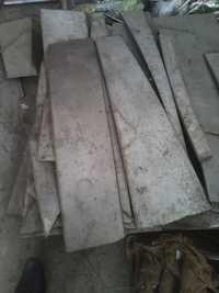 Duplex steel scrap