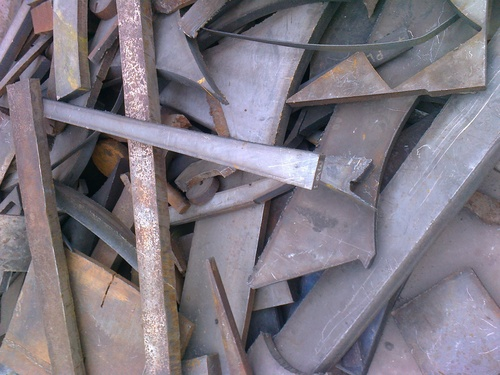 Stainless steel scrap Gr410