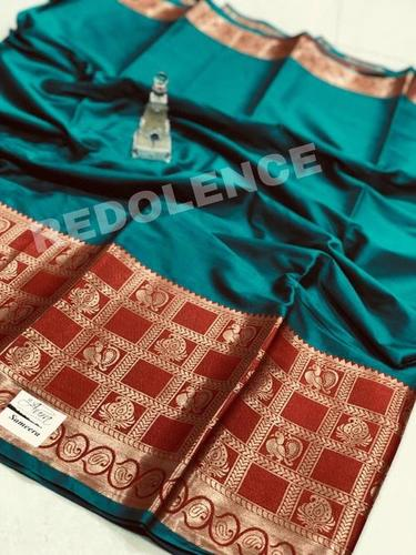 Ladies Pure Cotton Silk Saree