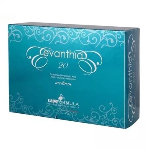 Bioformula Evanthia 20 (2x1ml) for Lip Enhancement