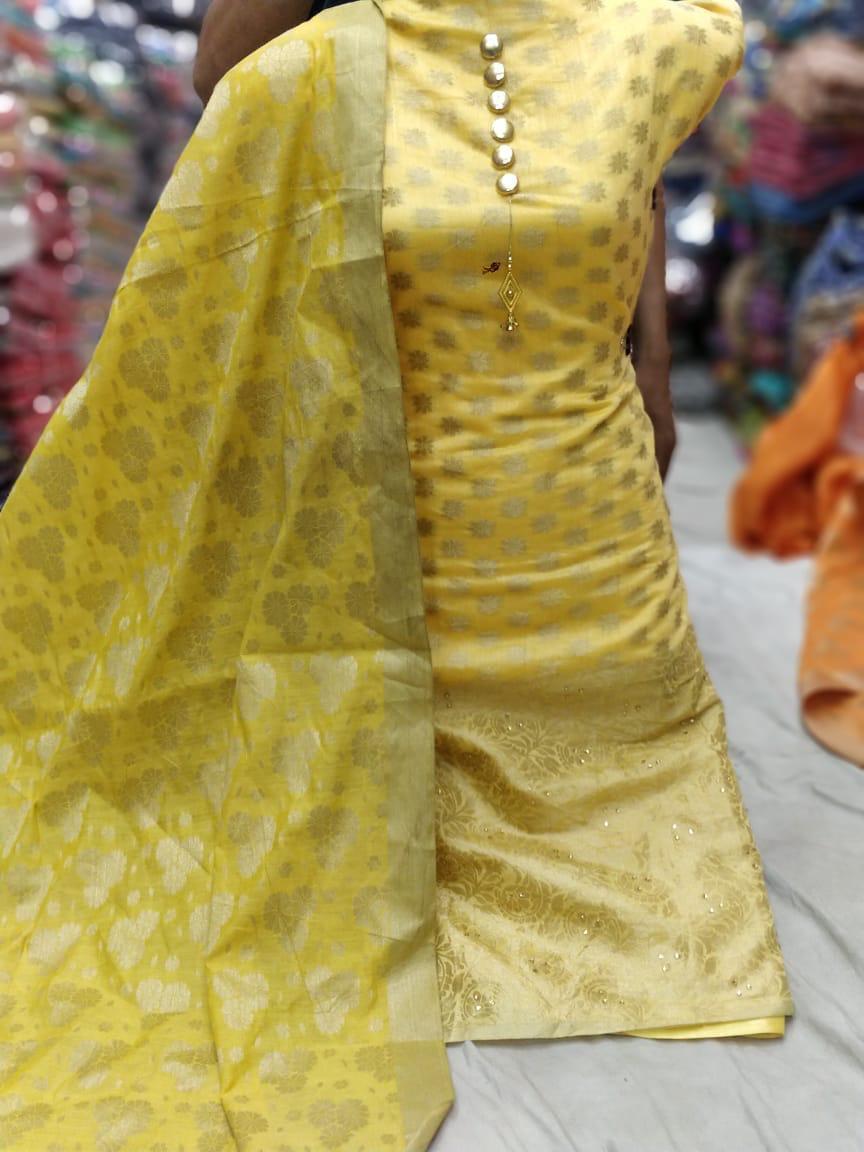 Banarsi Dress Materials