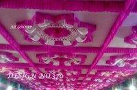 Mandap ceiling decoration