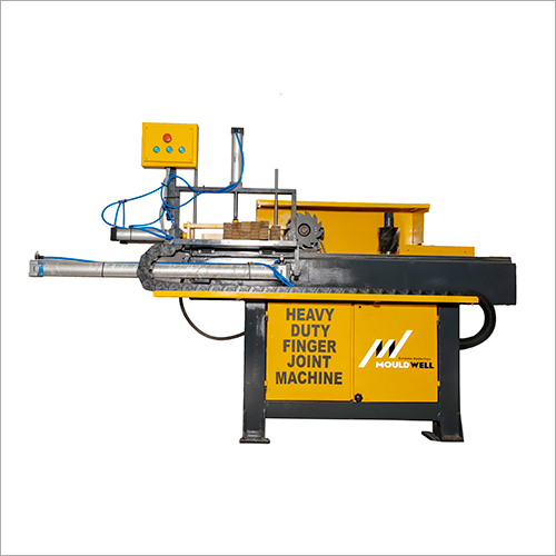 Heavy Duty Finger Jointing Machine