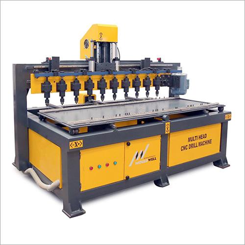 Multi Head CNC Drill Machine
