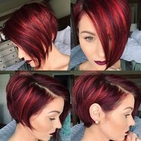 Indian Bob Red