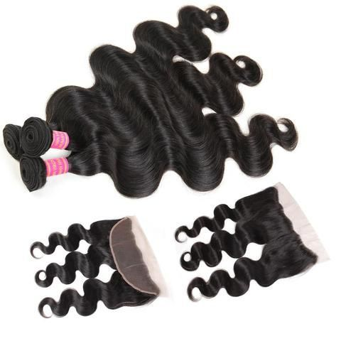 Indian body wave 4 Bundle
