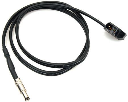 Delvcam Anton Bauer PowerTap to 2.1mm Plug Adapter