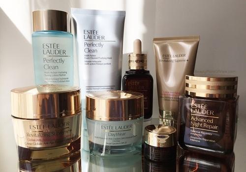 Estee Lauder Product Range