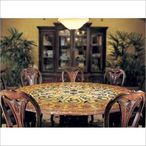 Marble Dining Table Top