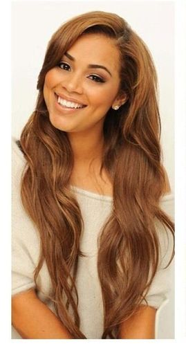 Indian Remy Premier Light Brown Wave