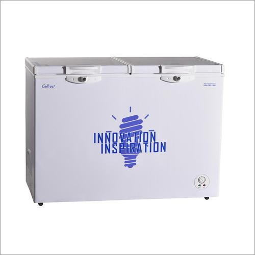 Dual Temperature Deep Freezer