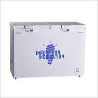 Dual Temperature Deep Freezer