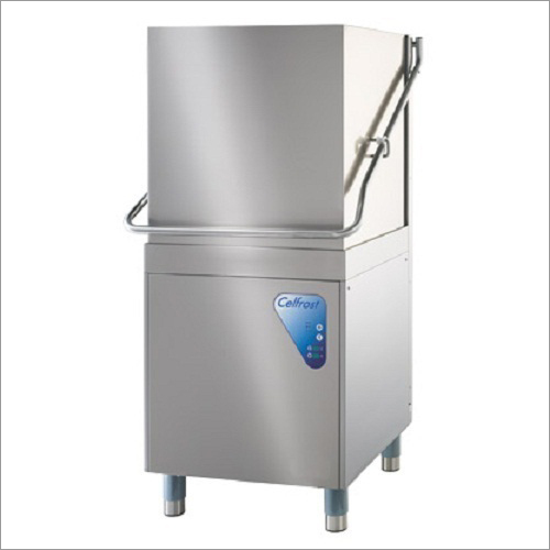 Electric Hood Type Dishwasher