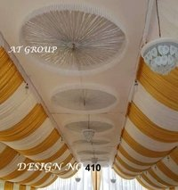 Latest wedding tent decorations ceiling