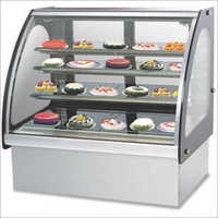 Food Display Counter Freezer