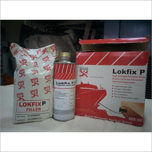 Lokfix Polyster Resin Anchor Grout