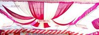 Mandap ceiling design