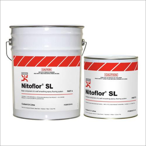 Nitoflor SL Range Epoxy Floor Hardener