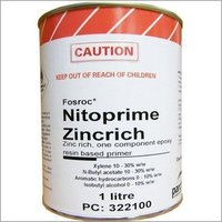 Nitozinc Primer Anti-Corrosive Coatings