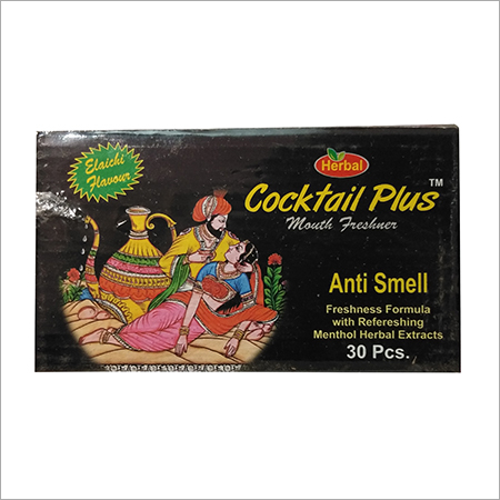 Cocktail Plus Mouth Freshner