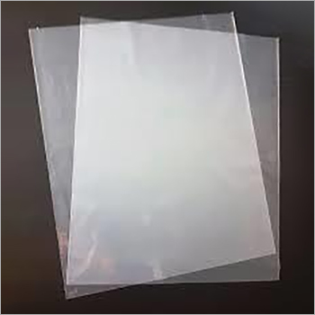 LDPE Plain Polythene Bag