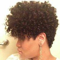Short Spiral Curl WIg