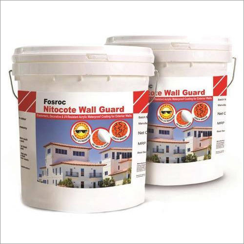 Nitocote Wall Guard Exterior Weather Proof Coating