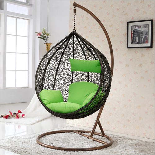 Cane Wicker Swing