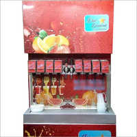 8 Flavour Soda Vending Machine