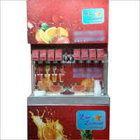8 Flavor Soda Fountain Machine