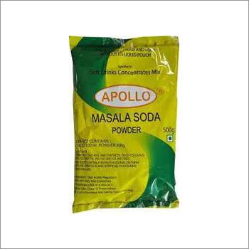 ソーダMasalaの味